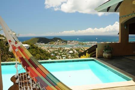 Awesome shared room in villa - Cole Bay - Villa