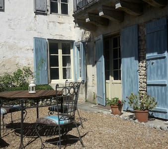 Stunning 13th century property with all mod cons - Salles-Lavalette