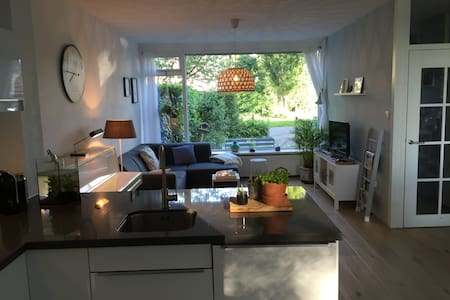 Cosy home w/ great view, close to centre & beach - Schoorl - Casa