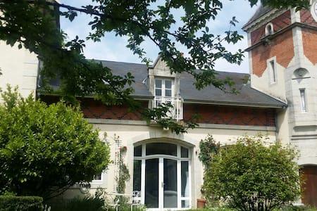 Maison calme à 5 min de l'Autoroute proche deDijon - Arceau