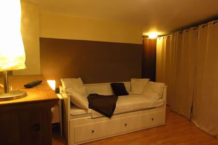 Cozy Guestroom close to Munich - Sauerlach - Casa