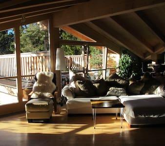 Stunning Leutasch Mountain Retreat - Apartamento