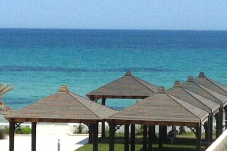 Appartement standing confort vu sur mer - Hammam Sousse - Apartment