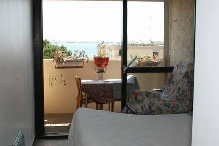F2 confortable avec superbe vue - Balaruc-les-Bains - Apartment