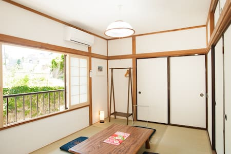 New Open|松島の間|JP-Style Guest House|Max3|Free WiFi| - House