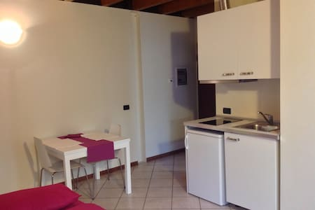One bedroom Olmo, downtown Brescia - Brescia - Apartamento