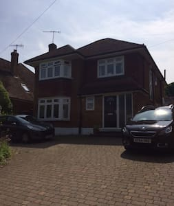 Lovely family home in the heart of the Chilterns - Northchurch - Hus