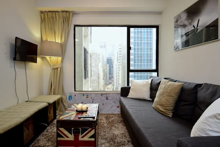 Double BR in shared flat - Sheung wan - Hong Kong