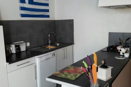 F2 plein centre tout confort - Apartment