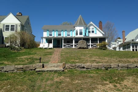 Summer Family Fun on Connecticut Shore - East Lyme - Casa
