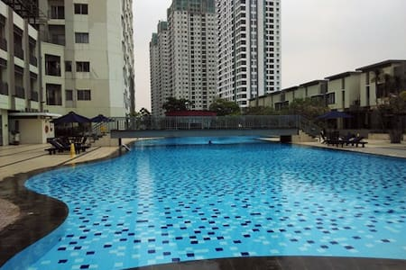 1 BR /Thamrin City / Cosmo Mansion Apartment - Tanah Abang - Leilighet
