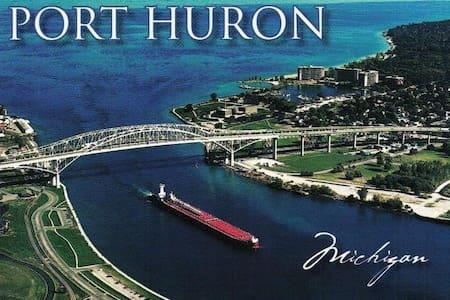 Port Huron Charmer! - Port Huron - Casa