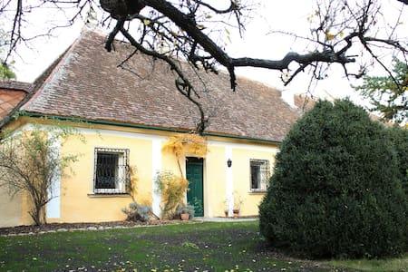 Gemütliches Landhaus - Schrattenthal - Huis