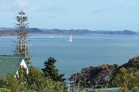 Bay of Islands Channel View - Hus