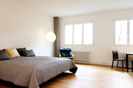 Beautiful, stylish Studio Basel - Allschwil - Bed & Breakfast