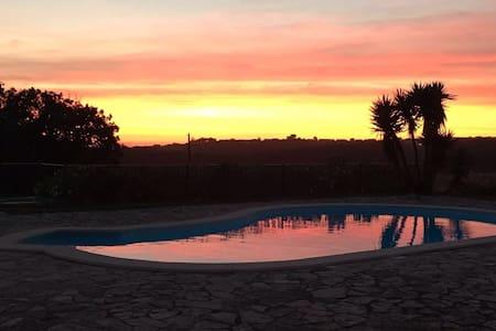 Casa do Cabeço - Casa de Campo com piscina - Maison