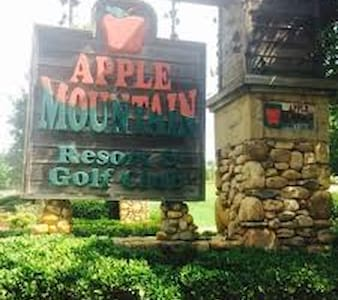 Apple Mountain Resort    Christmas - Clarkesville - Casa de campo