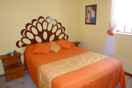 Linda Hab. privada Cama 2 plazas - Godoy Cruz - House