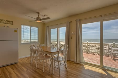 Beautifully Remodeled Gulf Front! - Port Saint Joe - Dom