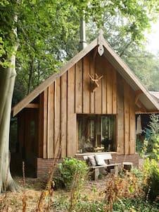 Romantisch boshuis - Kulübe