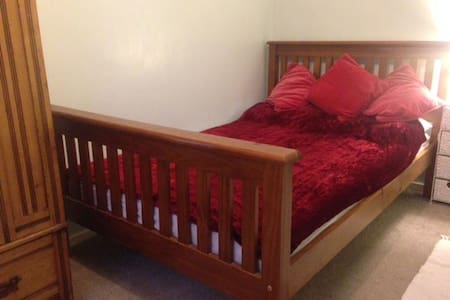 Double room, Bishopthorpe Rd area - York - Leilighet