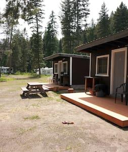 Double E Sportsman's Camp Cozy Cabin #2 - Westbridge