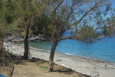 #BEACH_HOUSE_IN_IKARIA - Casa