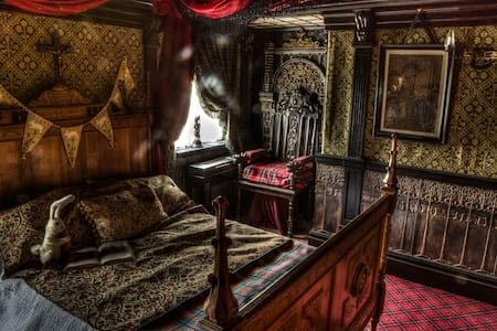 The Haunted Bedroom at Talliston - Bed & Breakfast