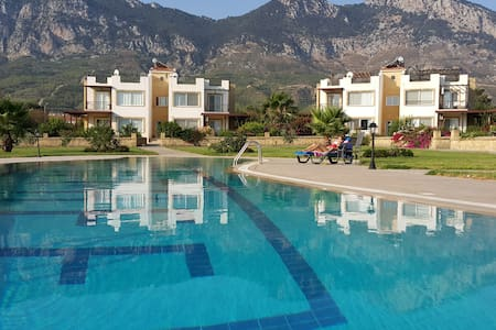 Relaxing Holiday Home Lapta Kyrenia - Lapithos - 아파트