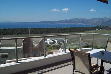 Panoramic SeaView&National Park,Fully equipped - Δικαστικά