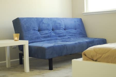 Comfy Room Near WC, Concord, SF - House