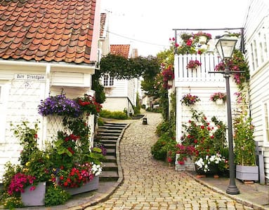 Gamle Stavanger / Old Stavanger - Haus