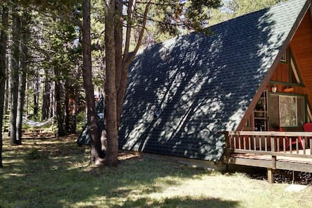 Cozy Cabin Close to Everything ! - South Lake Tahoe - Cabin