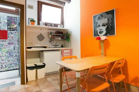 Orange House in the heart of Venice - Venedig