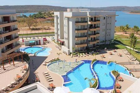 REVEILLON 2017 MARINA FLAT CALDAS NOVAS - Apartment