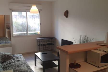Appartement entier en rez de chaussé - Montpellier - Apartment