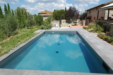Il Poggio, magic in the heart of Historic Chianti - Gaiole in Chianti - Villa