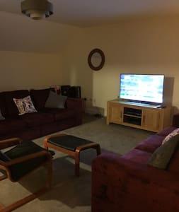 Studio/Suite with en-suite - Cumbernauld