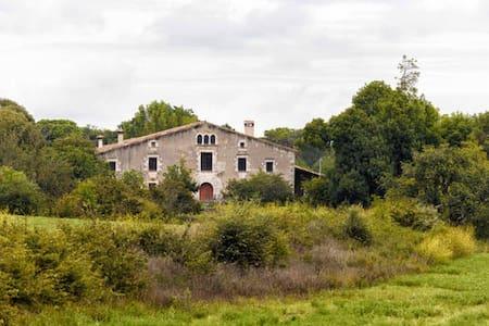 Casa Rural Habitacion cama Doble ES - Caldes de Malavella - Casa