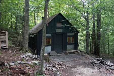 Writer's Cabin in the Woods - Chatka