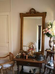 chambre romantique,calme,lumineuse - Aamiaismajoitus