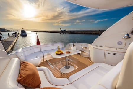Luxury Yacht (Ocean Village Marina) - Vene