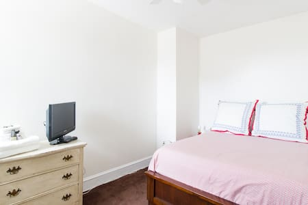 Comfortable Bedroom in Large Home - House