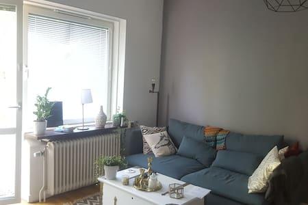 Mysig och stilren lägenhet med närhet till city - Stockholm - Apartment