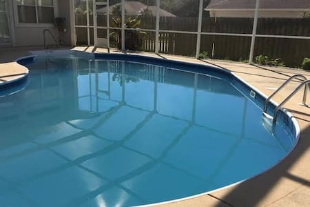 Florida Living, Nice Pool, Near Interstate - Pensacola - Hus