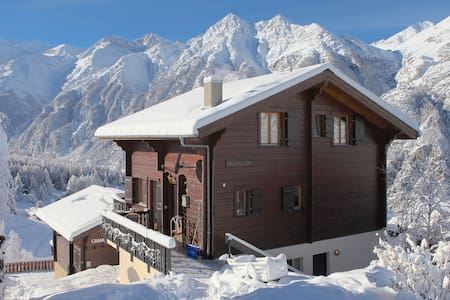 Chalet Arabesque - Switzerland - Chalet