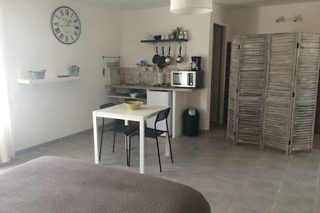 Pied à terre aux Portes de Provence - Lamotte-du-Rhône - Apartment