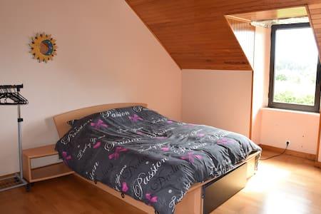 Un 2 pièces en campagne, confortable et au calme - Saint-Évarzec - Apartemen