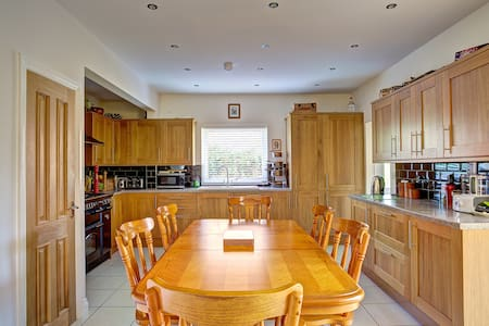 Family friendly detached house. - Sutton - Hus