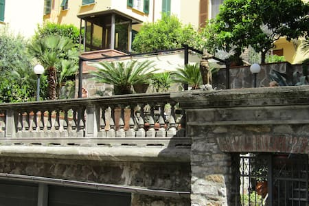 2. Room&FreeParking Central Station - La Spezia